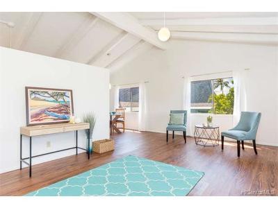 Single Family Home For Sale: 45 N Kalaheo Avenue