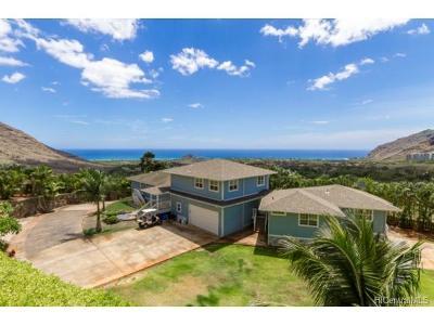 Waianae Single Family Home For Sale: 84-889 Alahele Street