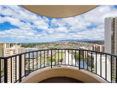 Honolulu Condo/Townhouse For Sale: 3130 Ala Ilima Street #26C