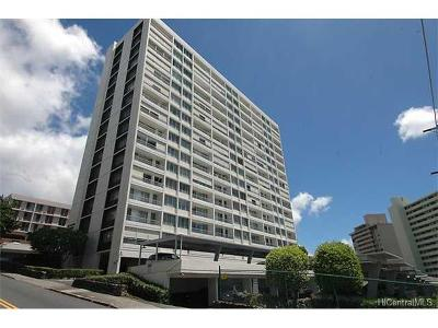 Rental For Rent: 1515 Ward Avenue (Sky Tower Apts) #1205