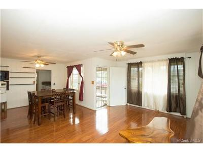 Ewa Beach Single Family Home In Escrow Showing: 91-431 Papipi Drive