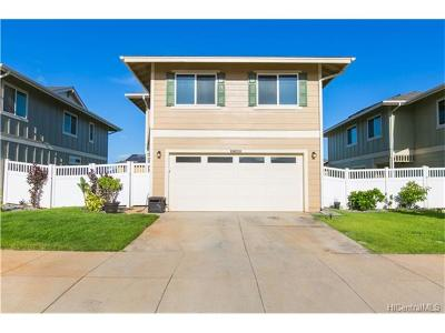 Waianae Single Family Home In Escrow Showing: 87-1659 Wehiwehi Street