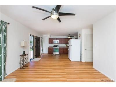 Waianae Single Family Home In Escrow Showing: 87-220 Mamoalii Way #87220