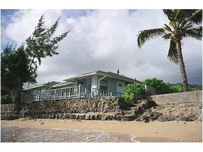 Hauula Single Family Home For Sale