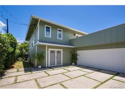 Single Family Home For Sale: 256 Maluniu Avenue #0002