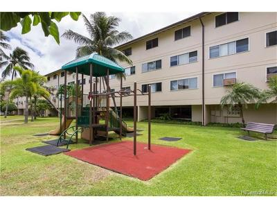 Condo/Townhouse In Escrow Showing: 350 Aoloa Street #B240