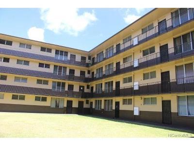 Aiea Condo/Townhouse For Sale: 98-120 Lipoa Place #105