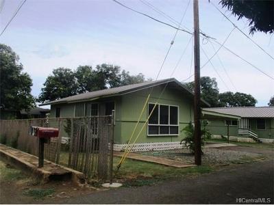 Waianae Rental For Rent: 84-1039 Lahaina Street