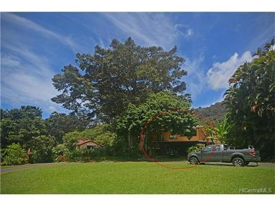 Single Family Home For Sale: 3939 Nuuanu Pali Drive #C