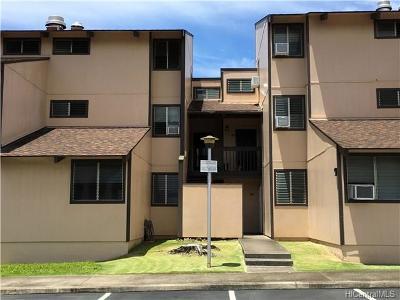 Aiea Condo/Townhouse For Sale: 98-452 Kilinoe Street #804