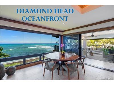 Honolulu Condo/Townhouse For Sale: 3165 Diamond Head Road #4
