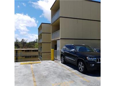 Mililani Condo/Townhouse For Sale: 95-2048 Waikalani Place #D606