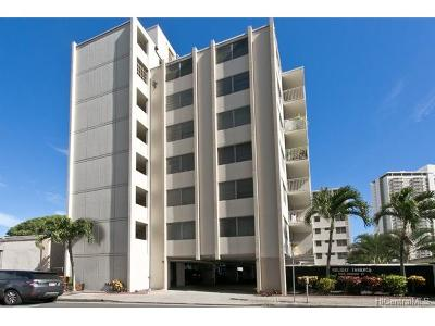 Honolulu HI Condo/Townhouse For Sale: $365,000