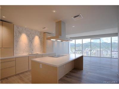 Condo/Townhouse For Sale: 888 Kapiolani Boulevard #4508