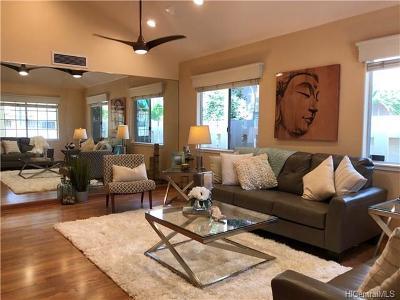 Kapolei Single Family Home For Sale: 91-1024 Napoo Street