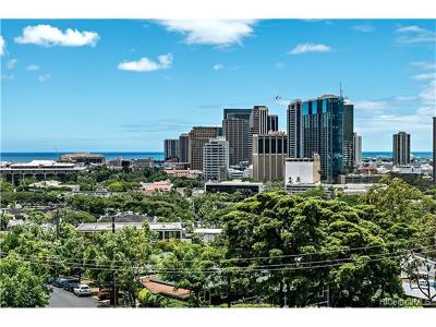Honolulu Condo/Townhouse For Sale: 217 Prospect Street #B6