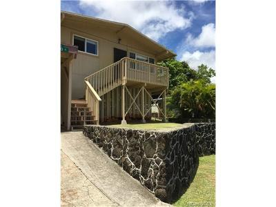 Kaneohe Rental For Rent: 45-119 Mimo Place