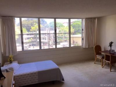 Honolulu Condo/Townhouse For Sale: 1550 Wilder Avenue #A312