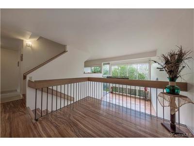 Aiea Condo/Townhouse For Sale: 99-1440 Aiea Heights Drive #37