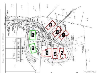 Kaneohe Residential Lots & Land For Sale: 45-539 Mokulele Drive