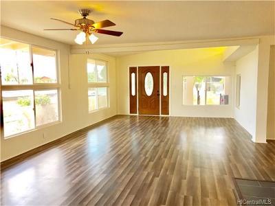 Waianae HI Single Family Home For Sale: $548,000
