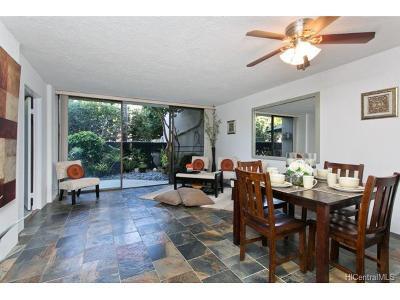 Condo/Townhouse For Sale: 500 Lunalilo Home Road #41C