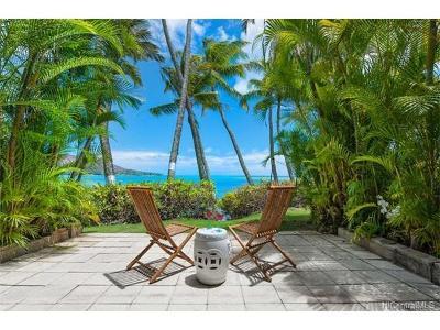 Honolulu Condo/Townhouse For Sale: 115d Maunalua Avenue #4