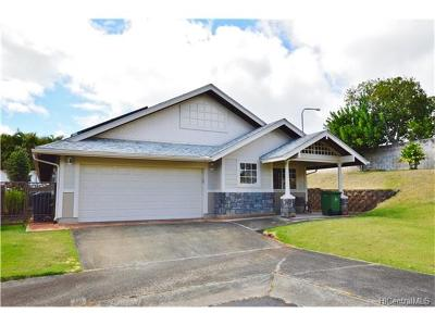Rental For Rent: 95-230 Kuinehe Place (Mililani Mauka)