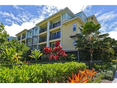 Condo/Townhouse For Sale: 471 Kailua Road #3207