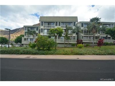 Waianae HI Condo/Townhouse For Sale: $220,000