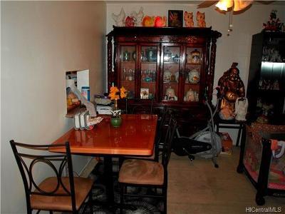 Ewa Beach Condo/Townhouse For Sale: 91-570 Kuilioloa Place #112