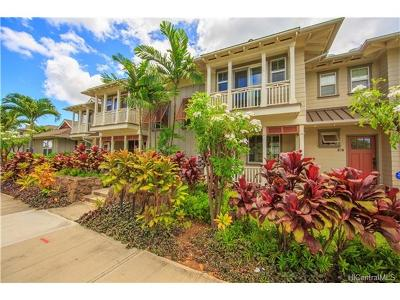Ewa Beach Condo/Townhouse For Sale: 91-1335 Keoneula Boulevard #5504
