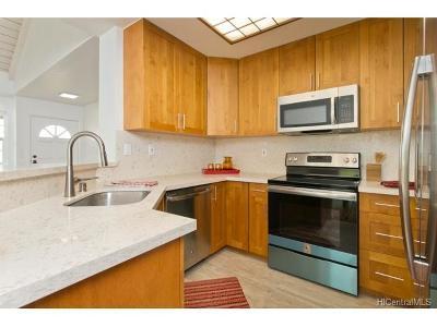 Pearl City Single Family Home For Sale: 98-1840 Kaahumanu Street #B