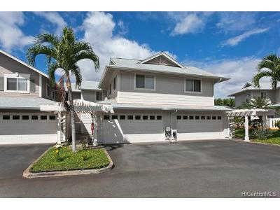 Waipahu Condo/Townhouse For Sale: 94-660 Lumiauau Street #E3