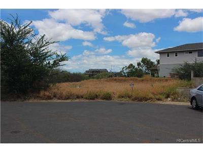 Ewa Beach Residential Lots & Land For Sale: 91-1825 Puhiko Street