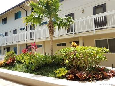 Condo/Townhouse For Sale: 350 Aoloa Street #B133