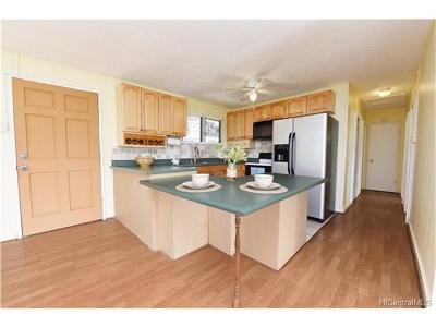 Honolulu Single Family Home For Sale: 2219 Kula Kolea Drive