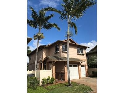 Ewa Beach Rental For Rent: 91-1061 Kamailio Street #5