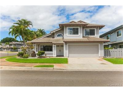 Kapolei Single Family Home For Sale: 91-1027 Oaniani Street
