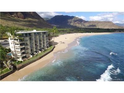 Waianae HI Condo/Townhouse For Sale: $255,000