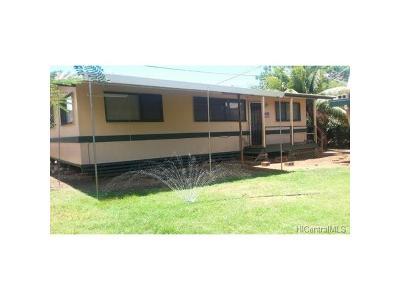 Waianae Rental For Rent: 84-732 Fricke Street