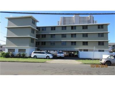 Honolulu, Kailua, Waimanalo, Honolulu, Kaneohe Rental For Rent: 2921 Winam Avenue #204