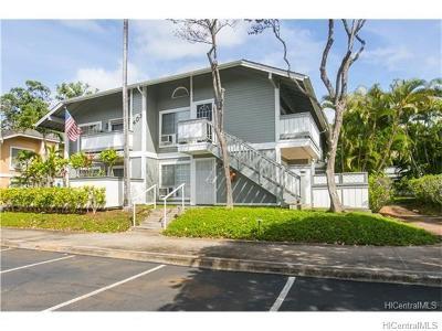 Honolulu, Kailua, Waimanalo, Honolulu, Kaneohe Rental For Rent: 403 Mananai Place #41A