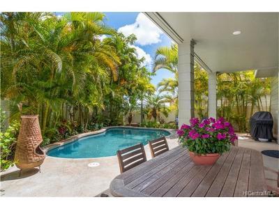 Kapolei Single Family Home For Sale: 92-6083 Nemo Street