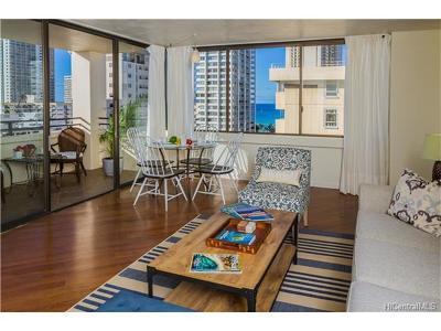 Honolulu Condo/Townhouse For Sale: 2410 Cleghorn Street #1803