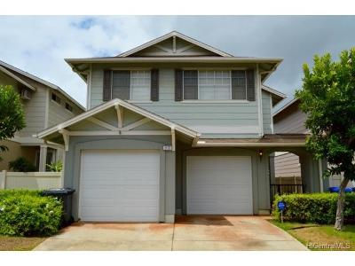 Ewa Beach Single Family Home For Sale: 91-137 Makalea Street #36
