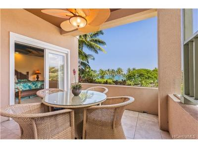 Kailua Condo/Townhouse For Sale: 78-6721 Alii Drive #2-101