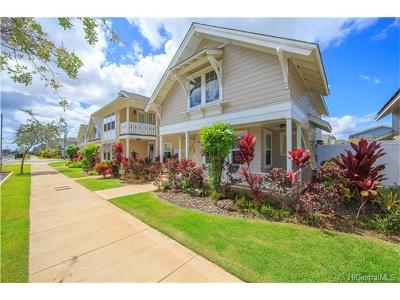 Ewa Beach Single Family Home For Sale: 91-1380 Kaileolea Drive