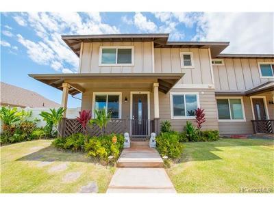 kapolei Single Family Home In Escrow Showing: 424 Malamalama Street