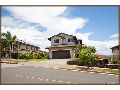 Kapolei Single Family Home For Sale: 92-739 Welo Street